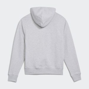 adidas Pharrell Williams Basics Hoodie Light Grey Heather 1