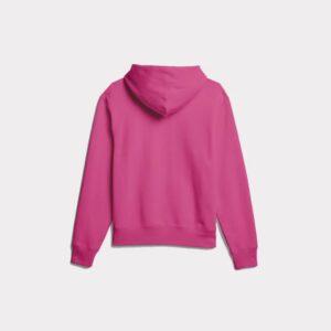 adidas Pharrell Williams Basics Hoodie Semi Solar Pink 1