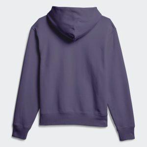 adidas Pharrell Williams Basics Hoodie Tech Purple 1