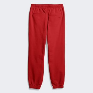 adidas Pharrell Williams Basics Sweat Pants Active Red 1