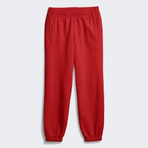 adidas Pharrell Williams Basics Sweat Pants Active Red