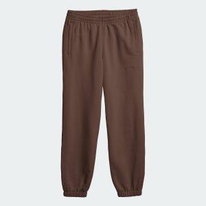 adidas Pharrell Williams Basics Sweat Pants Earth Brown