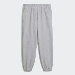 adidas Pharrell Williams Basics Sweat Pants Light Grey Heather
