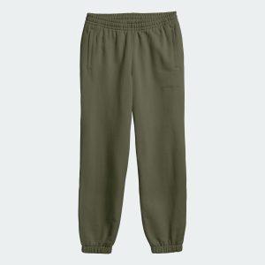 adidas Pharrell Williams Basics Sweat Pants Olive Cargo