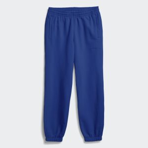 adidas Pharrell Williams Basics Sweat Pants Power Blue
