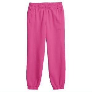 adidas Pharrell Williams Basics Sweat Pants Semi Solar Pink