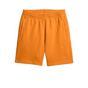 adidas Pharrell Williams Basics Sweat Shorts Bright Orange