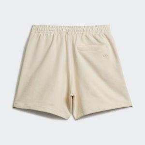 adidas Pharrell Williams Basics Sweat Shorts Ecru Tint 1