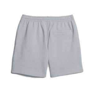 adidas Pharrell Williams Basics Sweat Shorts Light Grey Heather 1