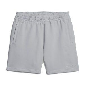 adidas Pharrell Williams Basics Sweat Shorts Light Grey Heather