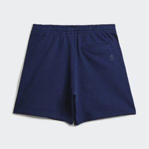 adidas Pharrell Williams Basics Sweat Shorts Night Sky 1