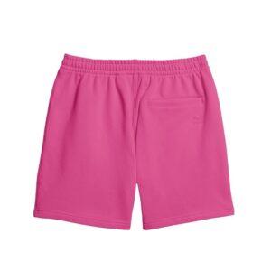 adidas Pharrell Williams Basics Sweat Shorts Semi Solar Pink 1