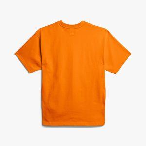adidas Pharrell Williams Basics Tee Bright Orange 1
