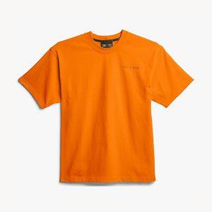 adidas Pharrell Williams Basics Tee Bright Orange