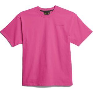 adidas Pharrell Williams Basics Tee Semi Solar Pink 1.1