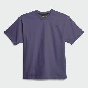 adidas Pharrell Williams Basics Tee Tech Purple