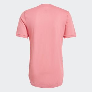adidas Real Madrid Away Authentic Shirt 2021 Pink Jersey Pink 4
