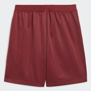 adidas x Jonah Hill BB Short Noble Maroon 1