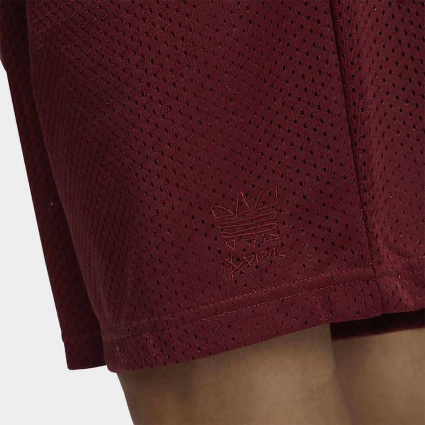 adidas x Jonah Hill BB Short Noble Maroon 3