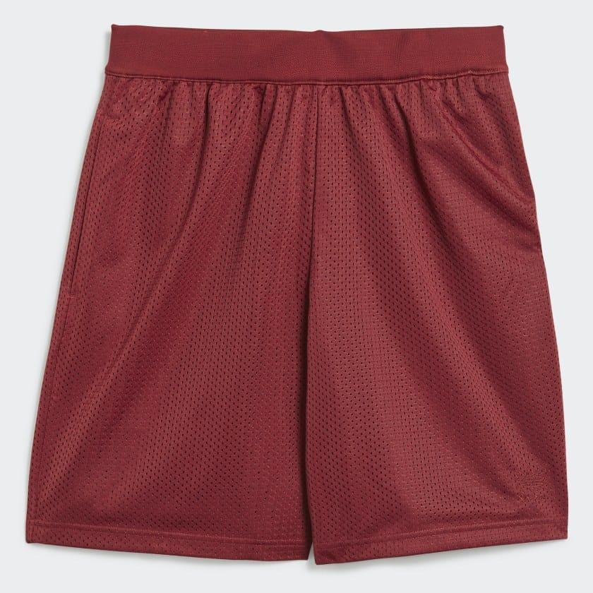 adidas x Jonah Hill BB Short Noble Maroon