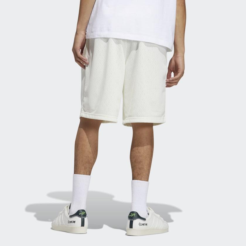 adidas x Jonah Hill BB Short Off White 5