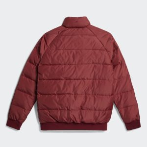 adidas x Jonah Hill Puffer Jacket Noble Maroon 1