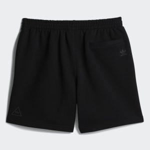 adidas x Pharrell Williams Basics Gender Neutral Shorts Black 1