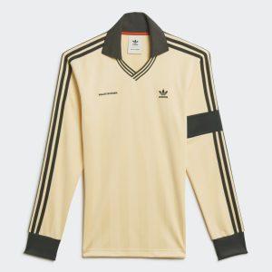 adidas x Wales Bonner Football Jersey Orange Tint