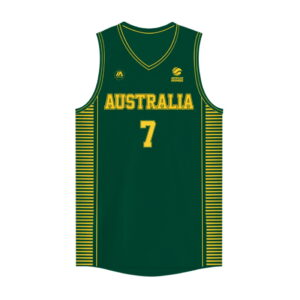 iAthletic Joe Ingles Australian Boomers National Away Green Jersey