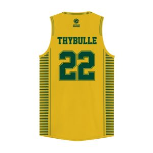 iAthletic Matisse Thybulle Australian Boomers National Home Gold Jersey 1