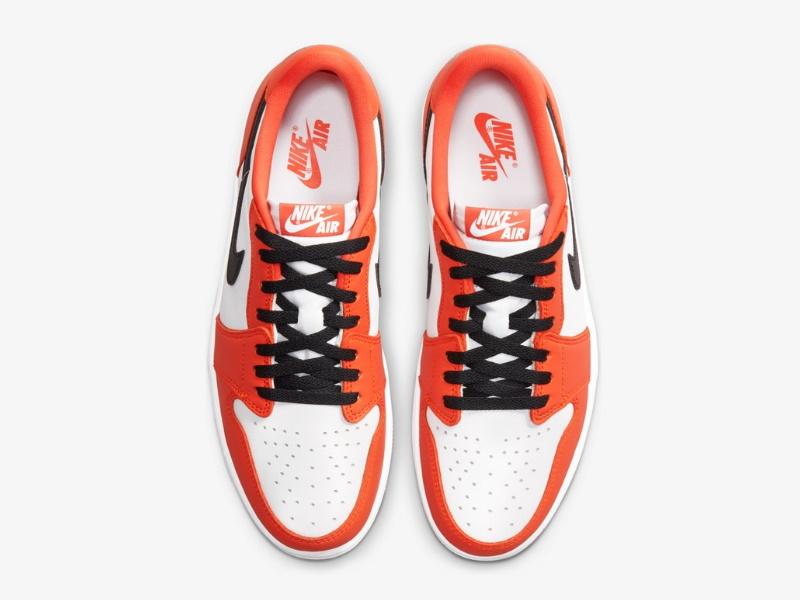 Air Jordan 1 Low OG Starfish 2