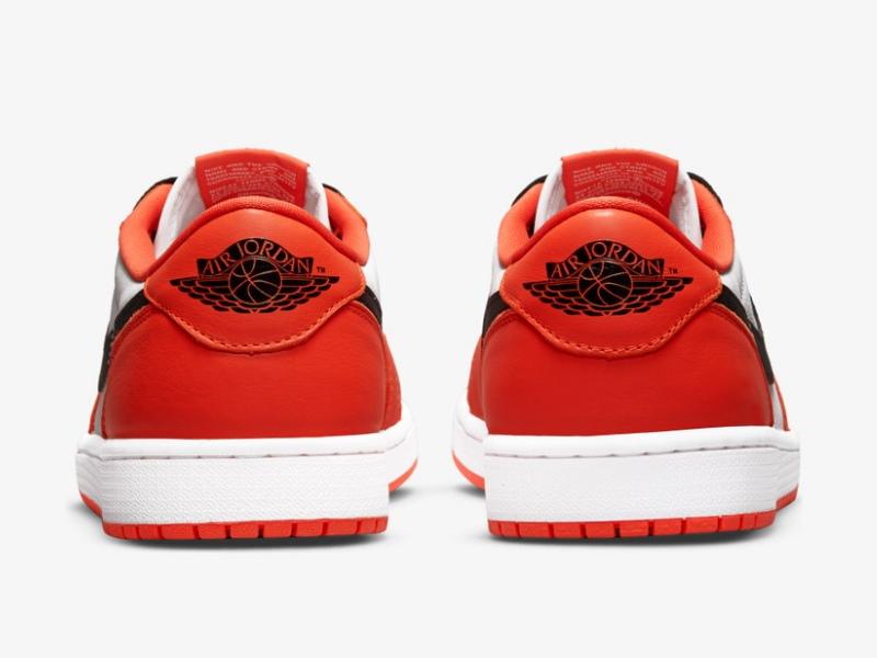 Air Jordan 1 Low OG Starfish 3
