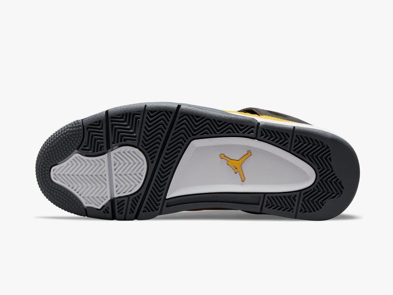 Air Jordan 4 Retro Lightning 2021 4