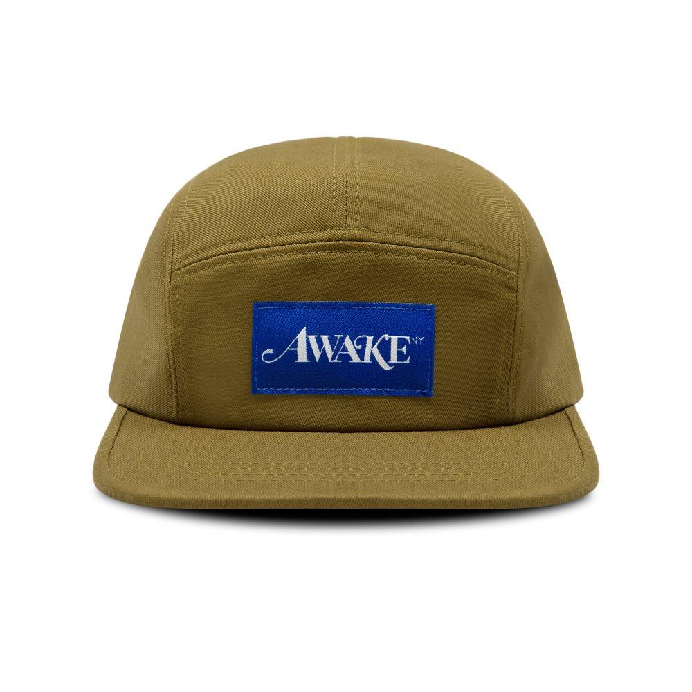Awake Classic Logo Camp Cap Moss