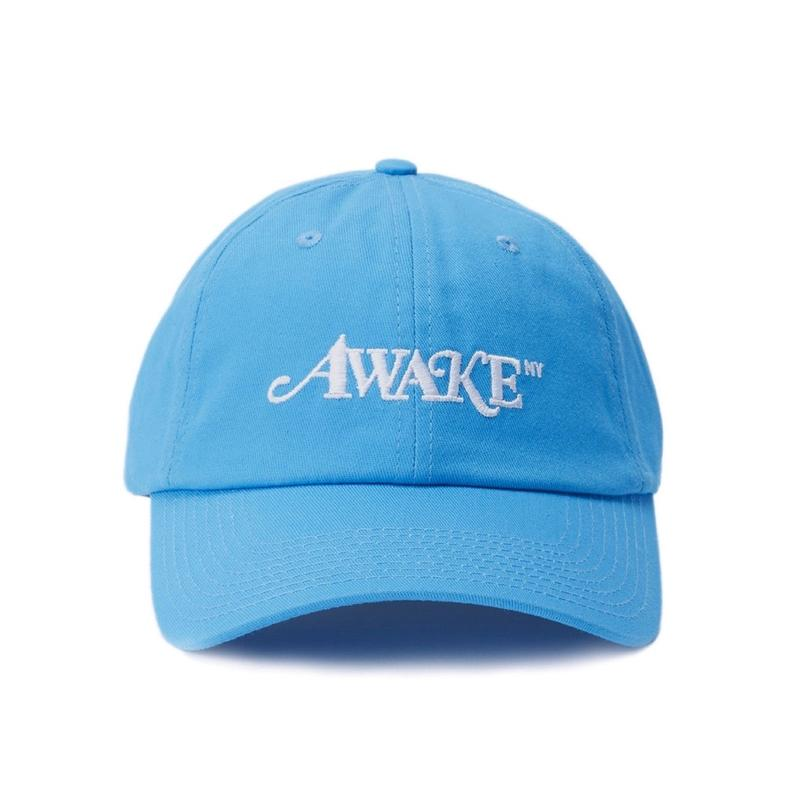 Awake Classic Logo Dad Hat Blue