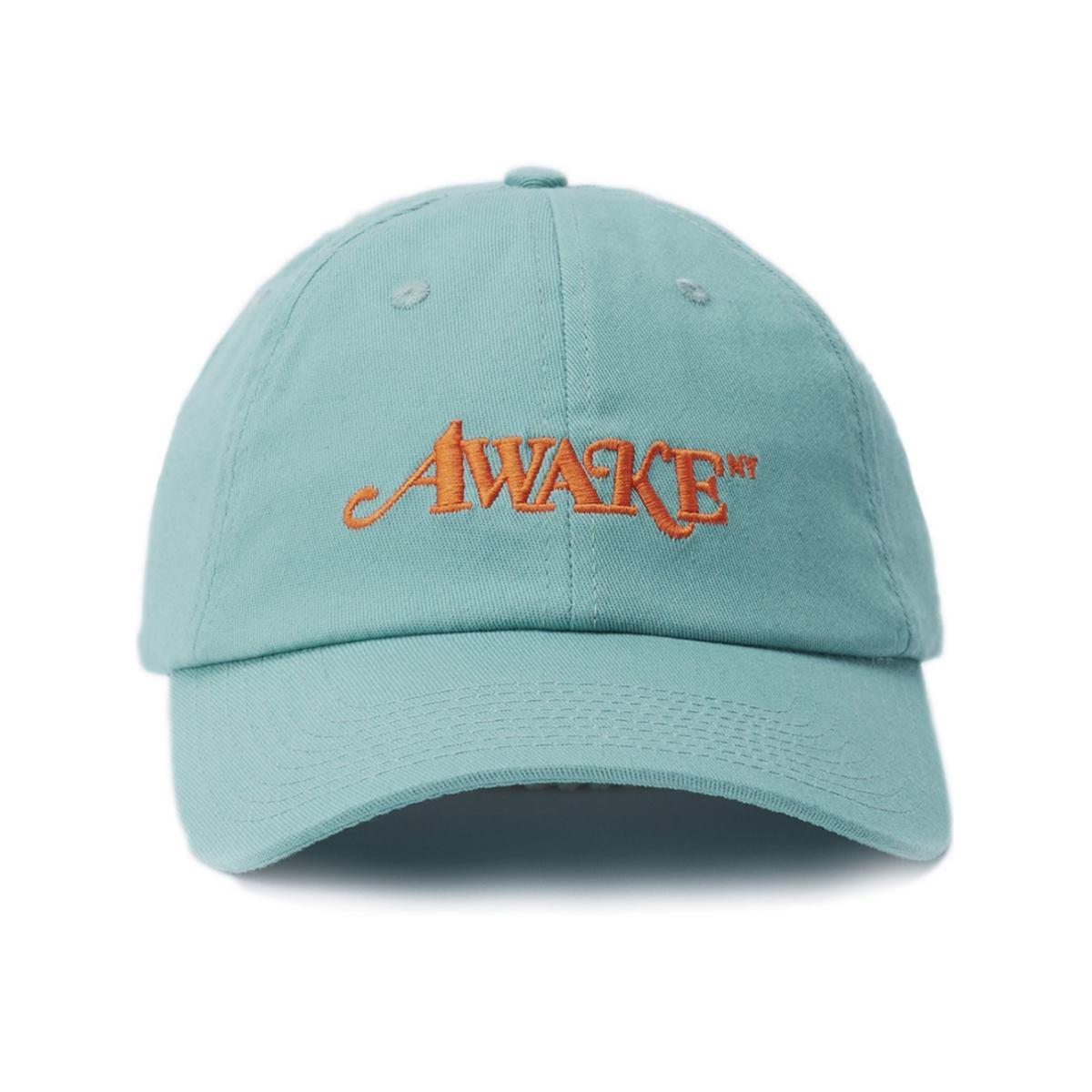 Awake Classic Logo Dad Hat Mint