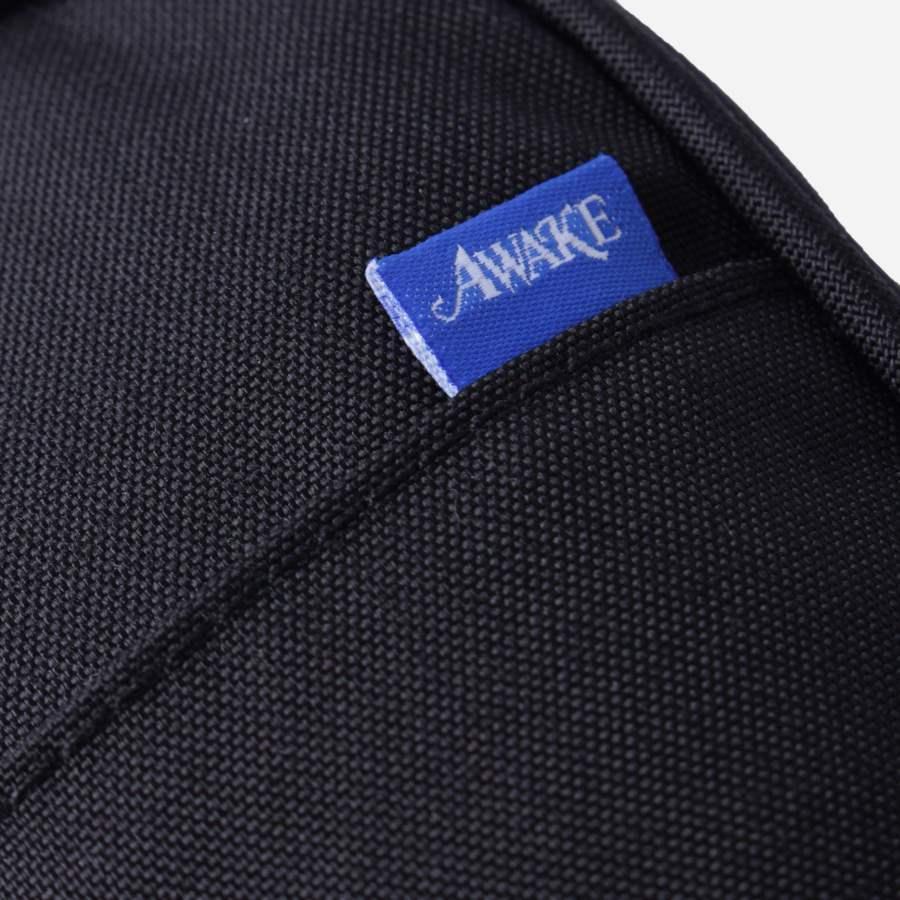 Awake Classic Logo Sidebag Black 4