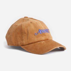 Awake Corduroy Classic Logo Dad Hat Tan