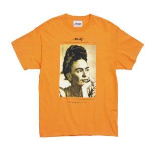 Awake Frida Tee Orange