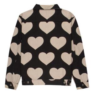 Awake Hearts Harrington Jacket Black 1