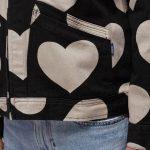Awake Hearts Harrington Jacket Black 7