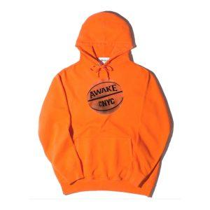 Awake Hoop Hoodie Orange