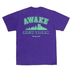 Awake La Comunidad Tee Purple 1