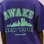 Awake La Comunidad Tee Purple 2