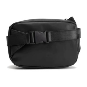 Awake Leather Sidebag Black 1