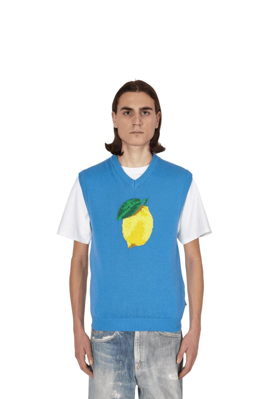 Awake Lemon Vest Azul 1