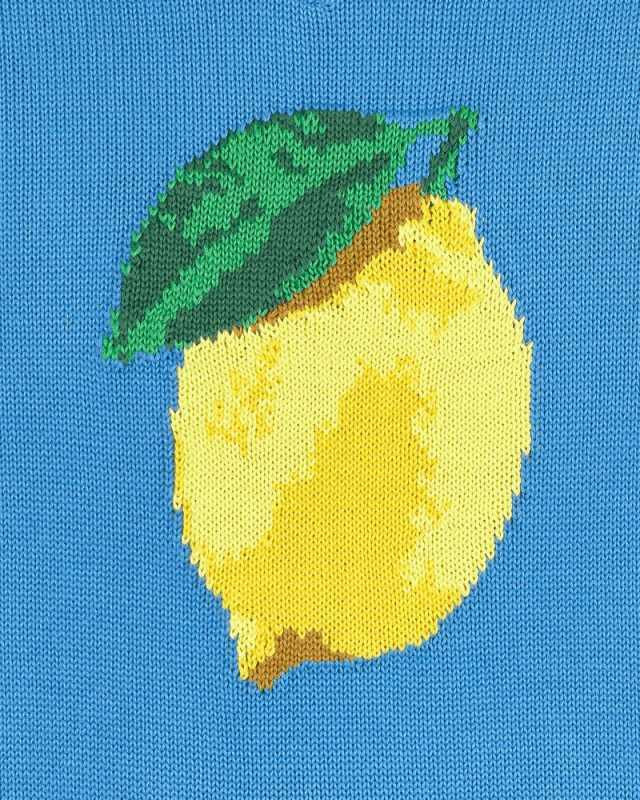 Awake Lemon Vest Azul 3