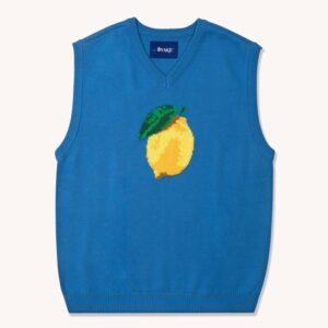 Awake Lemon Vest Azul