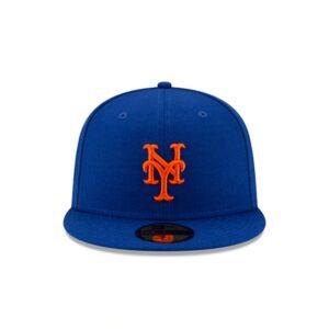 Awake Subway Series New York Mets New Era Fitted Cap Royal