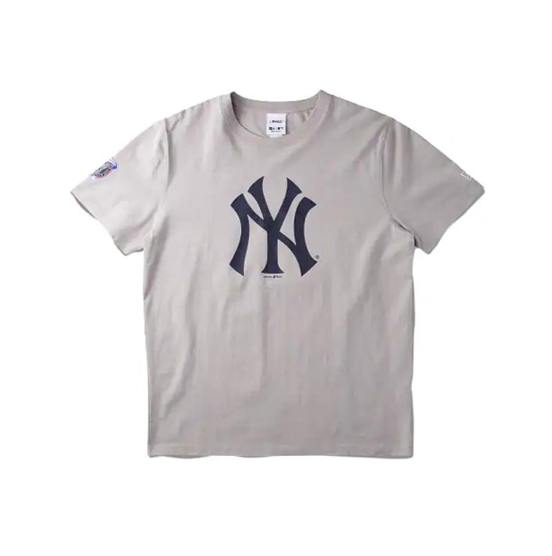 Awake Subway Series Yankees T shirt Gray